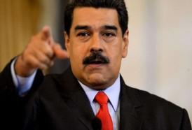 """Portal 180 - Maduro pide a Trump a través de Twitter una reunión para iniciar """"diálogo"""""""