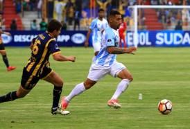 Portal 180 - Cerro consigue un valioso empate en Perú