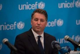 Portal 180 - Renunció el número dos de Unicef, acusado de conducta inapropiada hacia mujeres