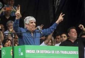 Portal 180 - Moyano, el sindicalista que desafía a Macri