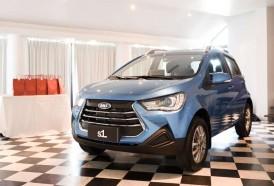 Portal 180 - JAC presenta su nueva SUV compacta en Uruguay