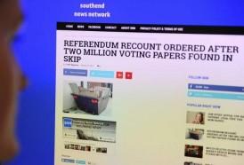 Portal 180 - Las noticias engañosas circulan más rápido que las verdaderas