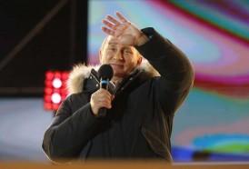 Portal 180 - Triunfo aplastante de Putin en las elecciones de Rusia