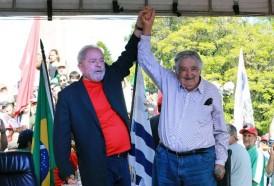 Portal 180 - Mujica, Lula, Rousseff y Correa se reunieron en Livramento