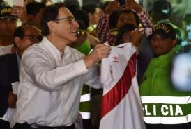 Portal 180 - Vizcarra asume como presidente de Perú tras abrupta salida de Kuczynski