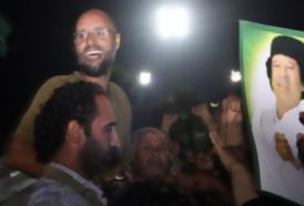 Portal 180 - Libia no entregará al hijo de Gadafi