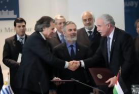 Portal 180 - Tratado de libre comercio con Estado Palestino