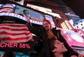 Portal 180 - Aliados saludan triunfo de Obama