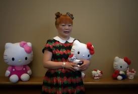 Portal 180 - Hello Kitty festeja sus 40 años desafiando a los personajes modernos
