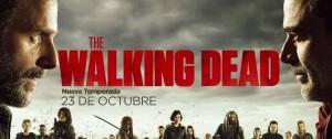 """Portal 180 - """"The Walking Dead"""" presenta el trailer de la octava temporada y sirve la mesa para la guerra"""