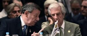 Portal 180 - Vázquez habría frenado documento que decretaba suspensión de Venezuela del Mercosur