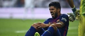 Portal 180 - Suárez descartado para jugar con Argentina