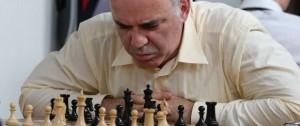 Portal 180 - Primera victoria de Kasparov, en un retorno complicado al ajedrez