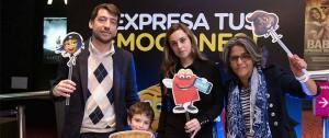 """Portal 180 - McDonald's realizó a una función especial de """"Emoji, la película"""" por el día del niño"""