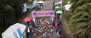 Portal 180 - SALUS hidrató la Half Maratón