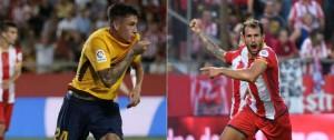 """Portal 180 - Stuani y """"Josema"""" Giménez marcaron en el empate de Atlético y Girona"""