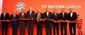 """Portal 180 - Bayern Múnich abrió academia de juveniles, """"la respuesta correcta"""" al mercado"""