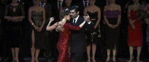 Portal 180 - Pareja argentina ganó el Mundial de Tango en Buenos Aires