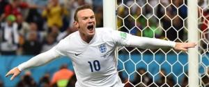 Portal 180 - Rooney renunció a la selección inglesa