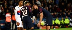 Portal 180 - Neymar pidió al dueño del PSG que venda a Cavani