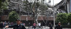 Portal 180 - Potente sismo deja al menos 49 muertos en México en aniversario de terremoto