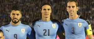 Portal 180 - Tres uruguayos candidatos a integrar el mejor equipo del año