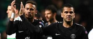 """Portal 180 - Dani Alves sobre polémica Cavani-Neymar: """"cierren el orto"""""""