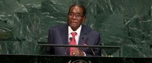 "Portal 180 - Mugabe enfrentó en la ONU a Trump, el ""Gigante dorado Goliat"""