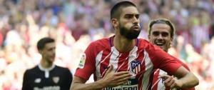 Portal 180 - Atlético le ganó 2-0 al Sevilla y quedó segundo