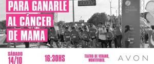 Portal 180 - AVON convoca a ponerse en movimiento para ganarle al cáncer de mama