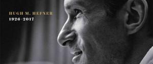 Portal 180 - Playboy homenajeó a Hefner en su portada, que por primera vez la ocupa un hombre