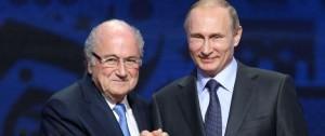 """Portal 180 - """"Los viejos amigos son bienvenidos"""", señala el Kremlin sobre visita de Blatter al Mundial 2018"""