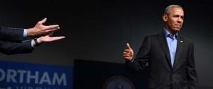 Portal 180 - Obama regresó a la arena política en apoyo a candidatos demócratas