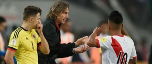 Portal 180 - Chile denunció en FIFA el supuesto arreglo entre Perú y Colombia