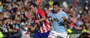 Portal 180 - Atlético de Godín le ganó al Celta de Maxi Gómez