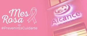 Portal 180 - En el Mes de la Lucha Contra el Cáncer de Mama, Alcance promovió el desarrollo de una comunidad virtual
