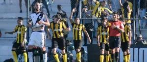 Portal 180 - Peñarol ganó con doblete de Palacios