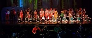 """Portal 180 - Ballet y Orquesta Juvenil del Sodre fueron premiados por """"Cuentos de la selva"""""""