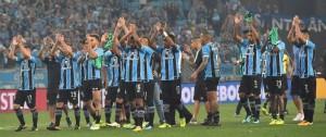 Portal 180 - Libertadores: Gremio sufrió pero ganó ante Lanús en la primera final