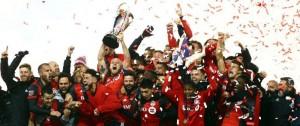 Portal 180 - Toronto FC es el primer canadiense campeón de la MLS