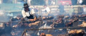 Portal 180 - Las imágenes del asado más grande del mundo