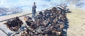 Portal 180 - Uruguay batió el récord Guinness del asado más grande del mundo
