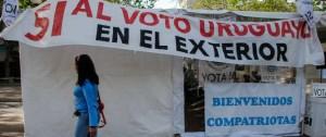 """Portal 180 - Voto de los uruguayos en el exterior: entre el caso """"atípico"""" y el """"consistente no"""""""