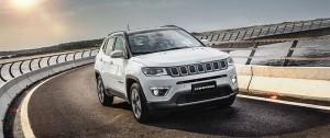 Portal 180 - Llegó el Nuevo Jeep Compass a Uruguay