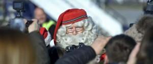 Portal 180 - Los turistas llenan las arcas de Papá Noel en la Laponia finlandesa