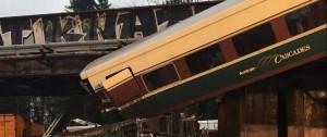 Portal 180 - Un tren se descarrila en EEUU y deja varios muertos