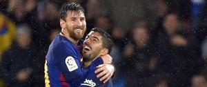 Portal 180 - Dos de Suárez en remontada del Barcelona