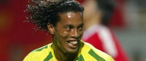 Portal 180 - La carrera de Ronaldinho en fotos