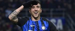 Portal 180 - Inter rescató un punto ante Roma gracias a Vecino
