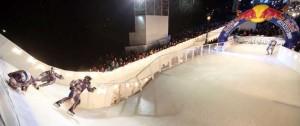 Portal 180 - El descenso extremo sobre hielo, el deporte de invierno del futuro